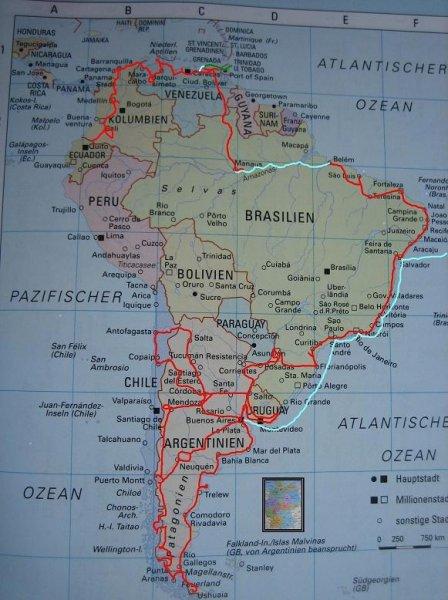 Landkarte 09-07