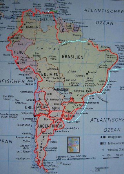 Landkarte 03-08