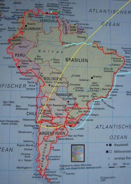 Landkarte 04-08