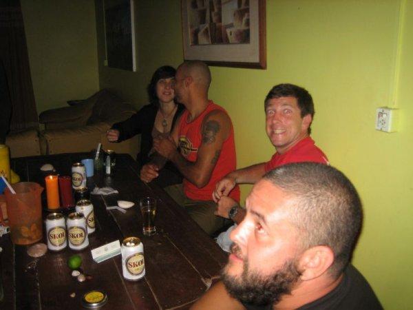 Wiliams und seine Freunde