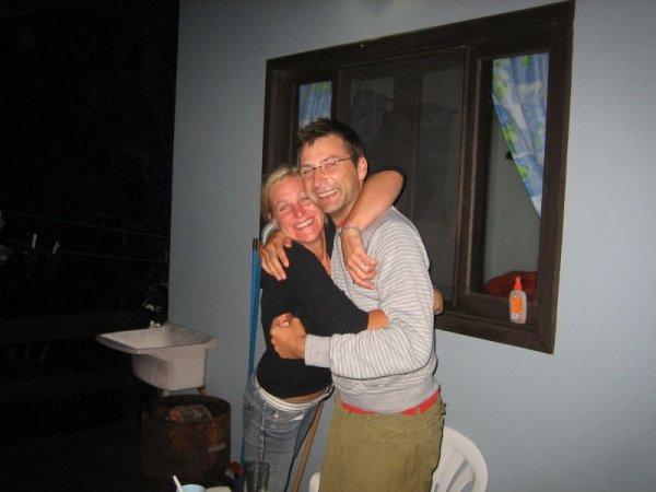 Geburtstag vom Prinzen bei Jutta und Michael