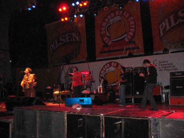 La Vela Puerca - die Band Uruguays