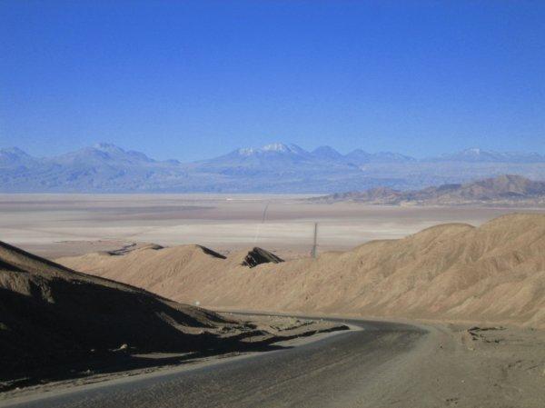 Die Atacama-Wueste!!