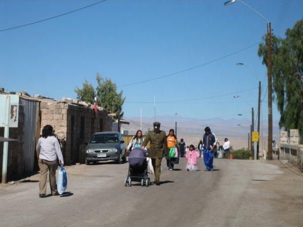Dorffest in Toconao