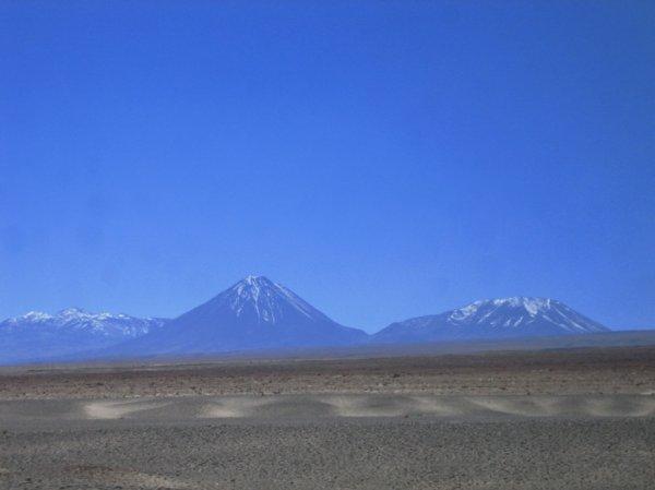 Fahrt nach San Pedro de Atacama