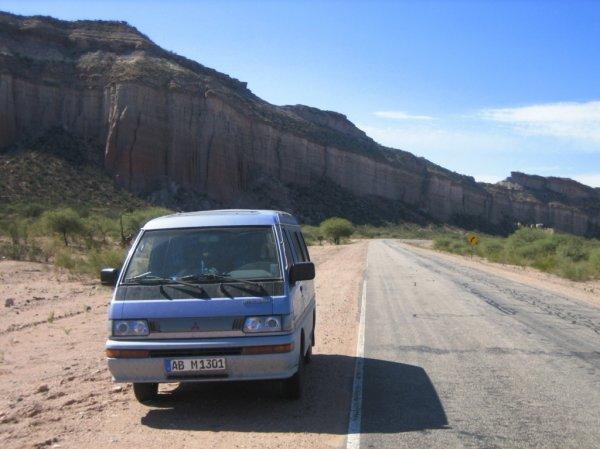 Einer von vielen Canyons