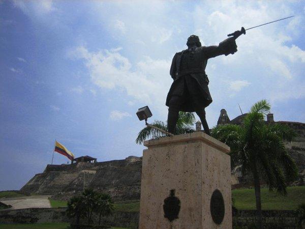 Die Monsterfestung von Cartagena