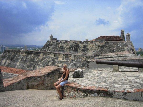Melli die Eroberin Cartagenas