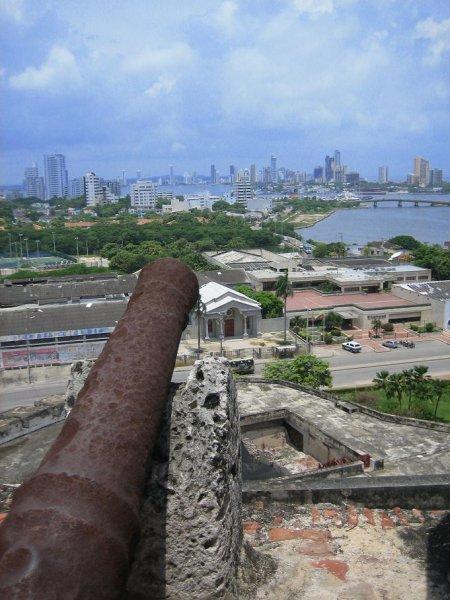 Schuss auf Boca Grande