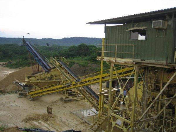 Rainers Steinbruch bei Barranquilla