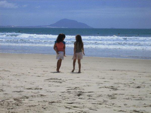 Frueh uebt sich, was ein Beachgirl werden will