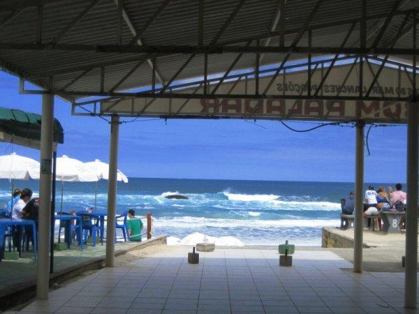Hier finden auch Surfweltcups statt