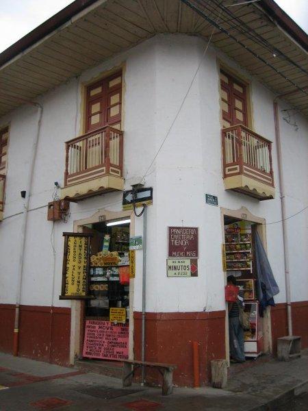 Haus bei Boquia