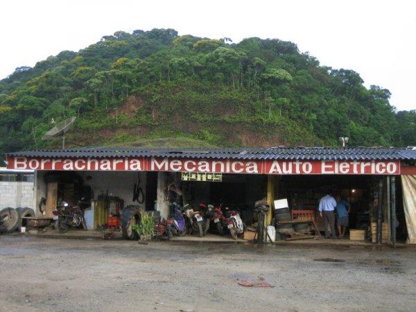 Brasilianische Werkstatt
