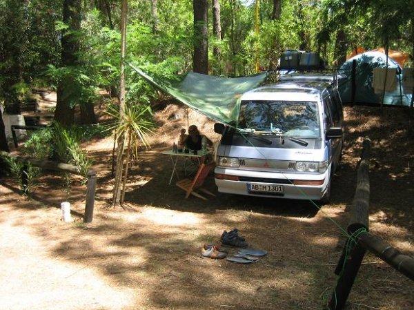 Camping - Villa Gesell