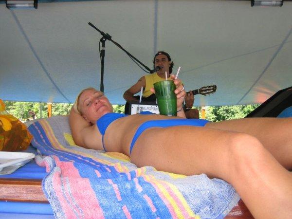 Livemusik und relaxen