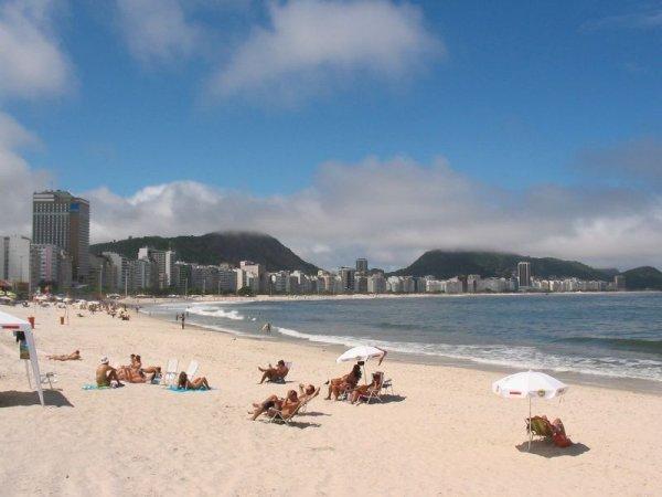 DIE Copacabana - auch nur ein Strand!