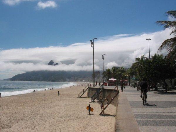 5-Sterne Strand in Rio
