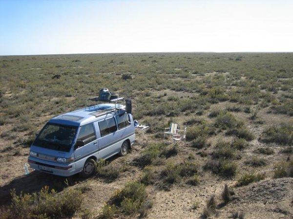 1. Wildcampen auf der Peninsula