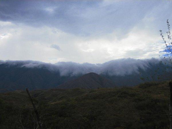 Heiss und kalt, Wolkenfaszination