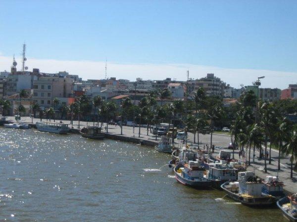 Uferpromenade in Cabo Frio