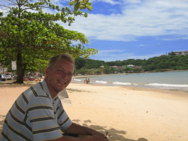 An der Costa do Sol