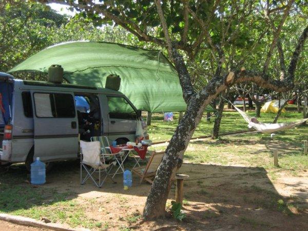 Camping Guarapari