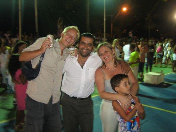 Narciso und seine Familie