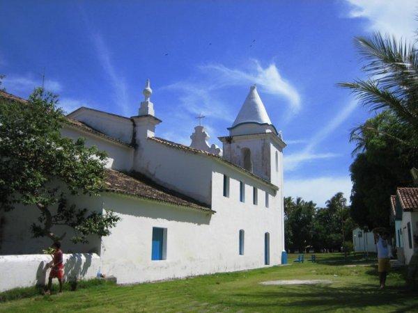 Das Cenrtro Historico - 1 Kirche!