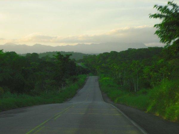 Abends auf den Strassen Brasiliens, traumhaft!