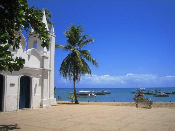 Kirche am Praia Forte