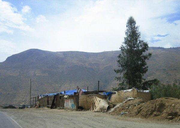 Einfachstes Leben in Peru I