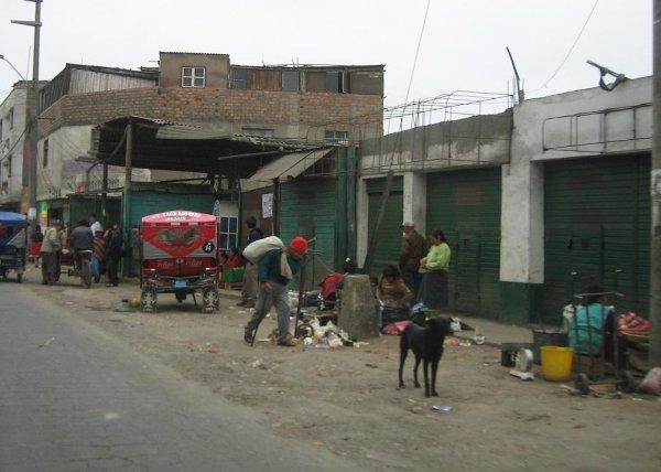 Einfachstes Leben in Peru III