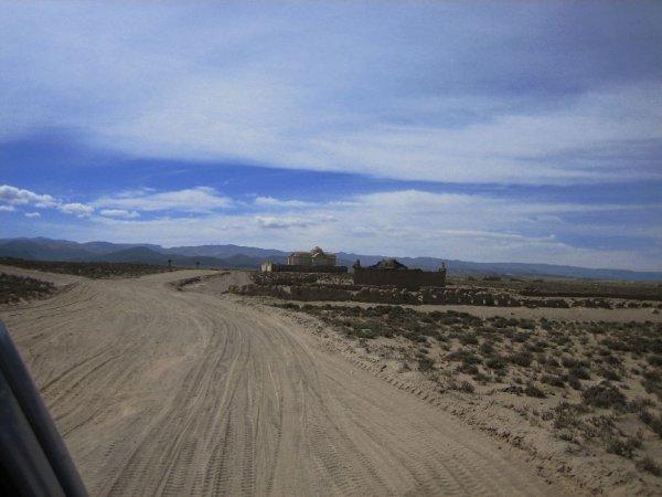 Hier beginnt das Abenteuer Altiplano Bolivien!