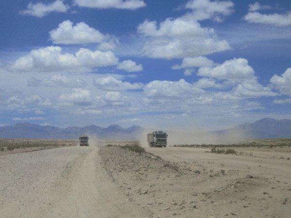 """""""Auf Achse"""" in Bolivien"""