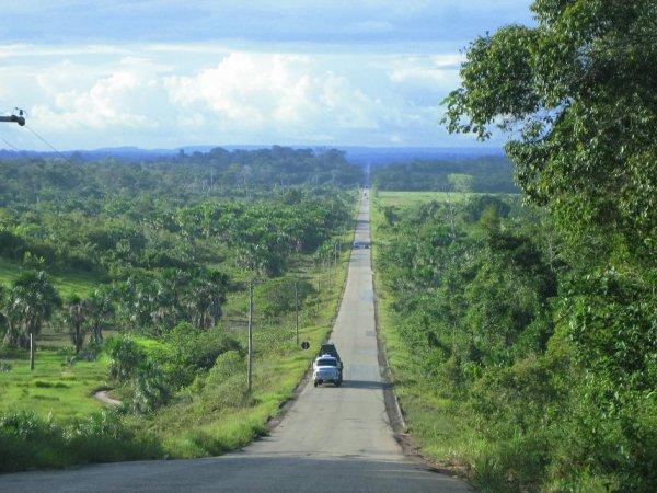 ... durch den Amazonas