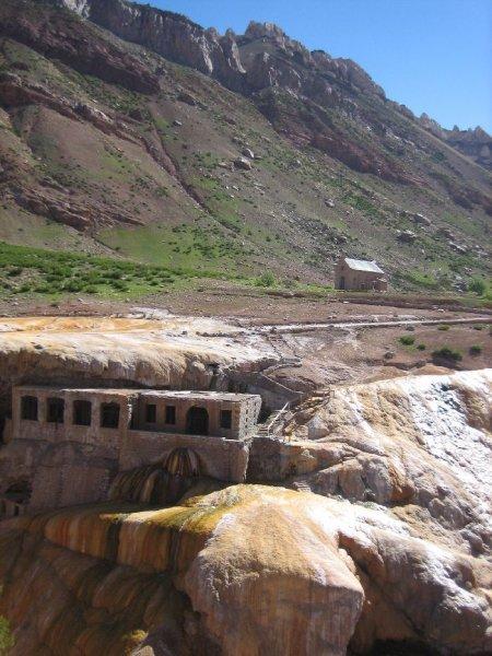 Puente del Inka im Sommer