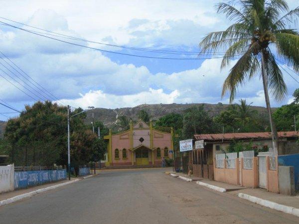 Vom Grenzort Santa Elena ...