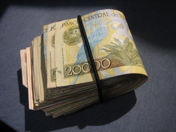 Geldwechsel am Schwarzmarkt - 60% mehr!
