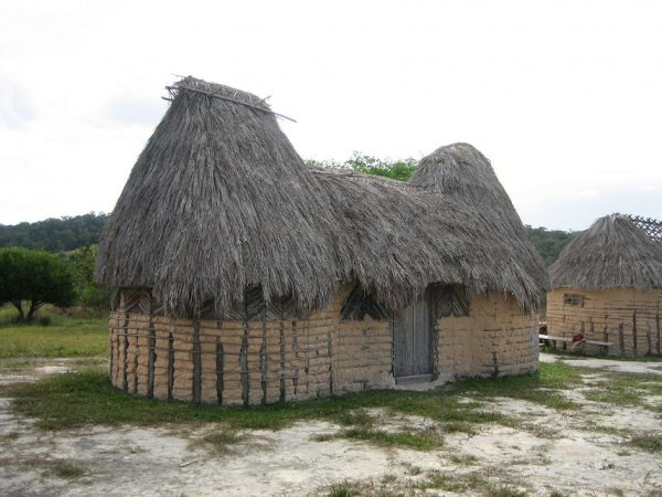 Hier wohnen noch ganz viele Indios