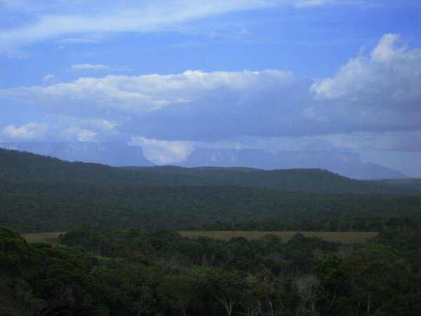 Die Tafelberge