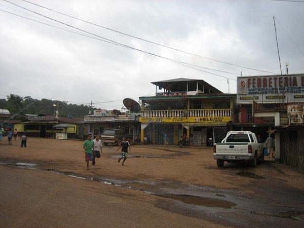 El Dorado - eine furchtbare Goldgraeberstadt