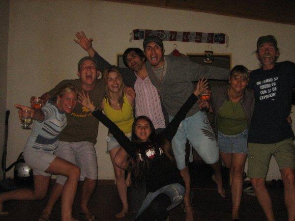 Unser Weihnachten 2007!