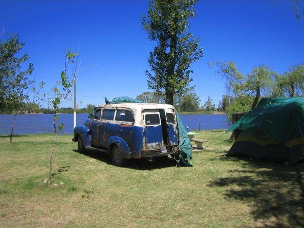 Campen in Uruguay, alles ist moeglich!