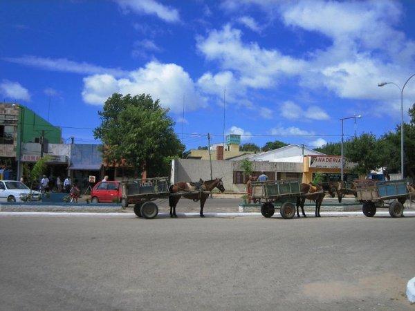 Chuy - uruguayanisch-brasilianischer Grenzort