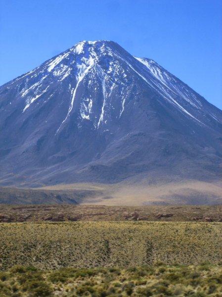 6000er Vulkan bei San Pedro de Atacama