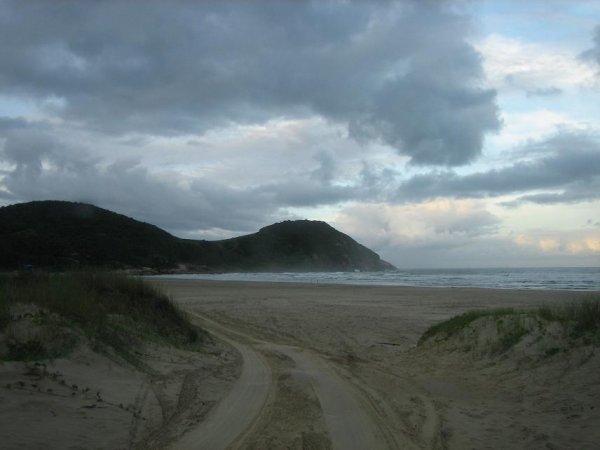 Mit dem Auto an den Strand? - Einfach perfekt!