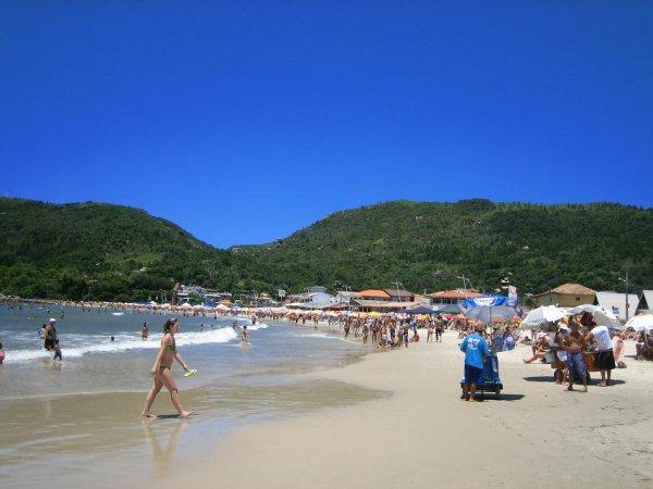 Endlich wieder Sonne und Strandleben...