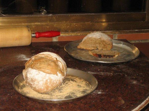 Deutsche Brotbackmischung sei Dank!