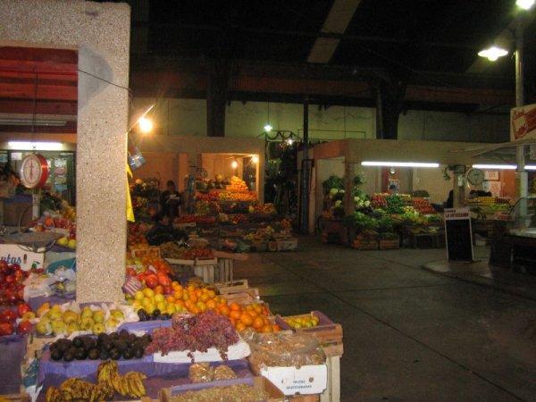 Obstmarkt und